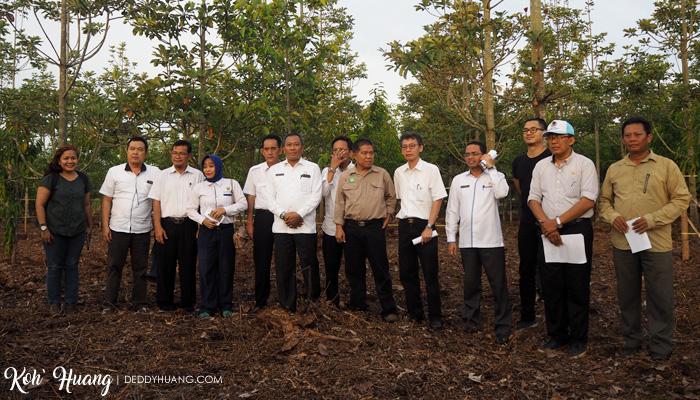 tim litbang lhk sumsel - Restorasi Hutan Gambut Sepucuk Siap Curi Perhatian Dunia