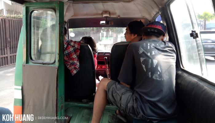 angkot bandung - Bandung, Relung Hati Rindu Tak Terbendung