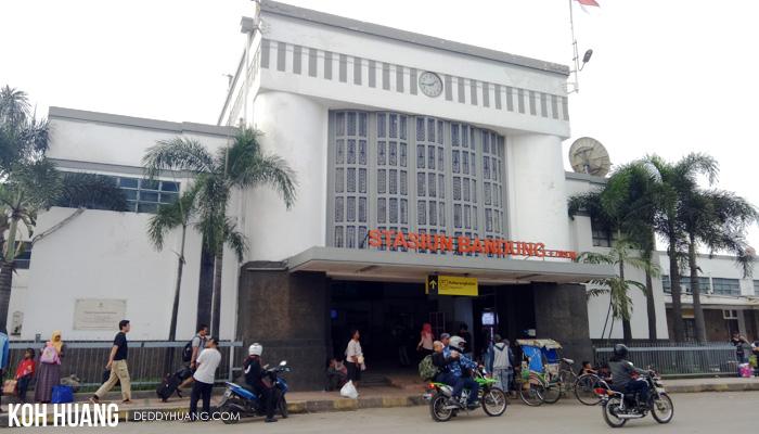 stasiun bandung kota - Bandung, Relung Hati Rindu Tak Terbendung