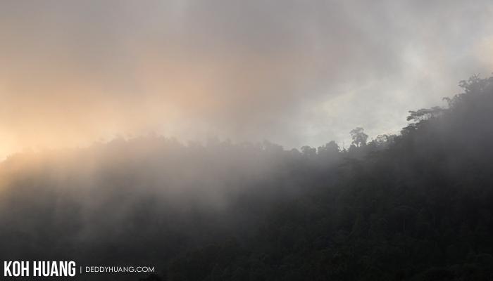 kabut awan - Gurabunga, Mengenal Tradisi Masyarakat Pegunungan Tidore