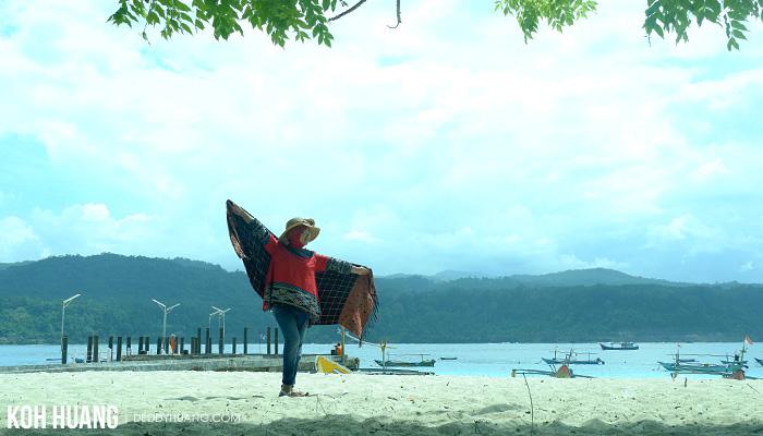 pulau pisang pesisir barat - 8 Tips Foto Traveling Lebih Menarik