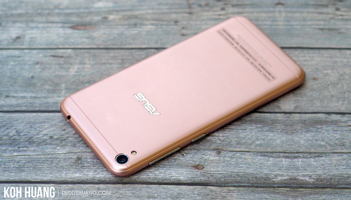 zenfone live rose pink - Review : ASUS ZenFone Live ZB501KL, Bagus Untuk Live Broadcasting