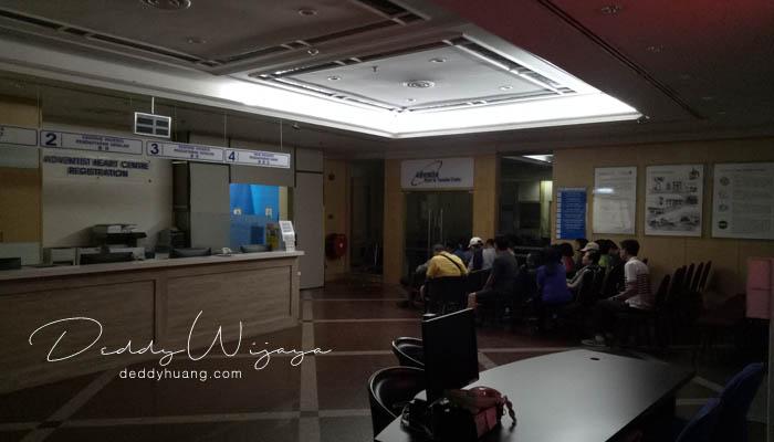 antrian dokter jam 2 subuh - Panduan Berobat ke Penang : Penang Adventist Hospital