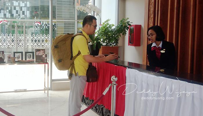 check in traveloka - Pelesiran Menikmati Kawasan BSD City