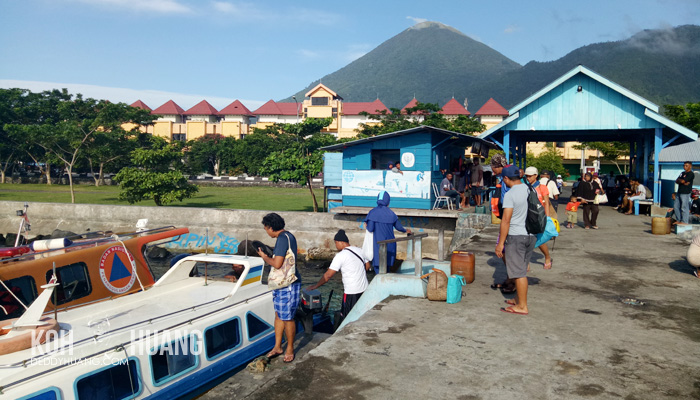 dermaga pelabuhan goto tidore - Failonga, Unspoken Beauty of Tidore