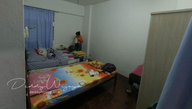 isi kamar wayton court - Panduan Berobat ke Penang : Penang Adventist Hospital