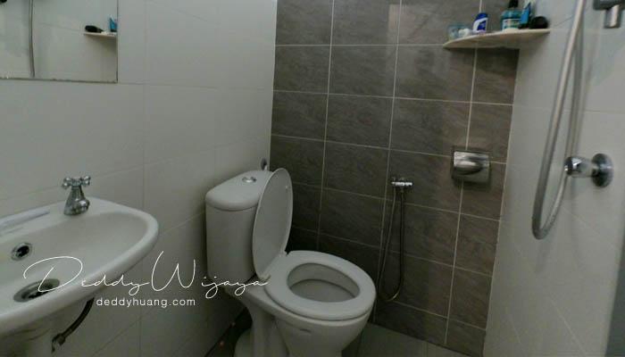 toilet kamar - Panduan Berobat ke Penang : Penang Adventist Hospital