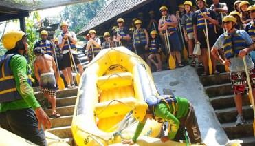 rafting bali - Aku Patah Hati! Bali, Tolong Sembuhkan Aku