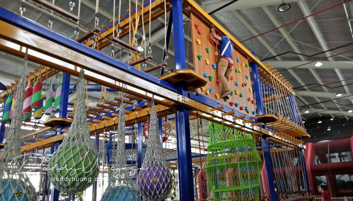 tempat bermain anak di palembang