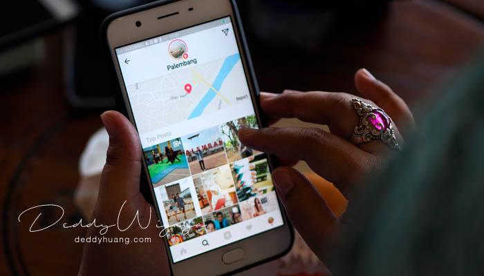 geotagging palembang - Liburan Ke Palembang Bermodal Informasi Geospasial