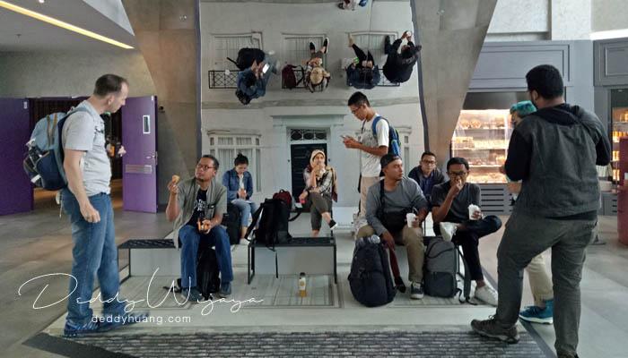 hotel on the park interior - Resorts World Genting, Perjalanan yang Mendebarkan Hati
