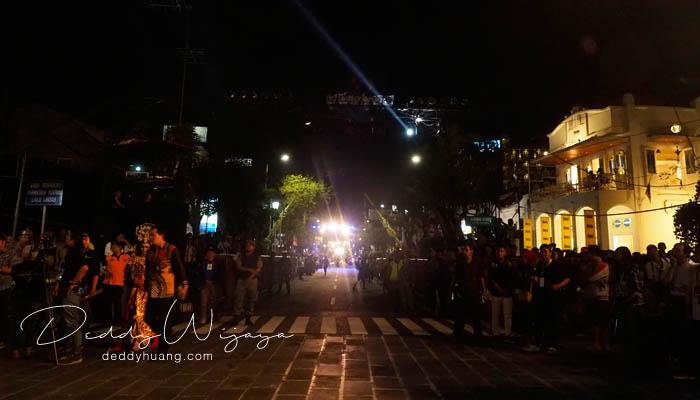 jalan protokol jogja - Wayang Jogja Night Carnival 2017, Malam Puncak HUT 261 Yogyakarta