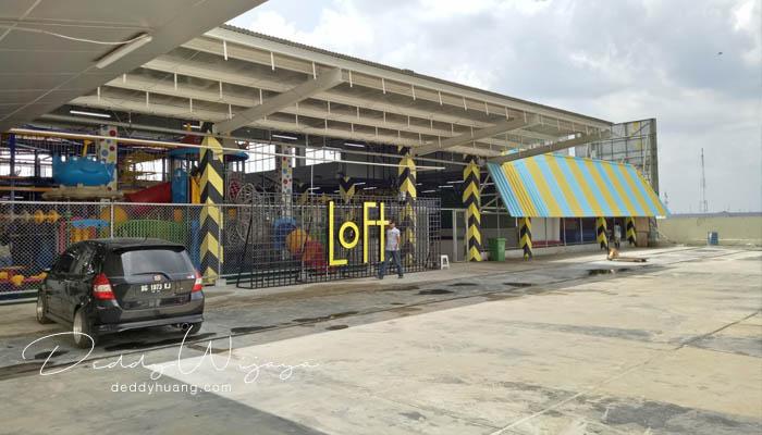 loft palembang indah mall - Baru! 2 Tempat Bermain Anak di Palembang