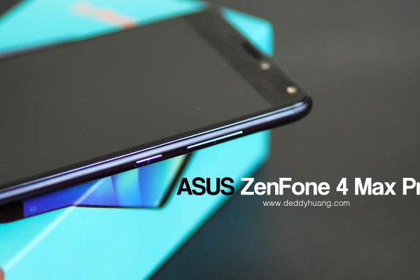6 Ulasan ASUS ZenFone 4 Max Pro Sebelum Memutuskan Membeli