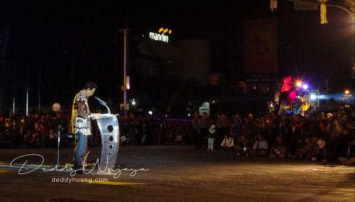 sultan hb x yogyakarta - Wayang Jogja Night Carnival 2017, Malam Puncak HUT 261 Yogyakarta