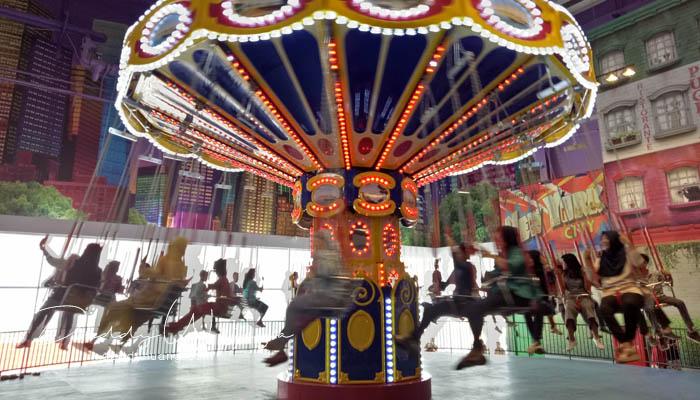 swing - Baru! 2 Tempat Bermain Anak di Palembang