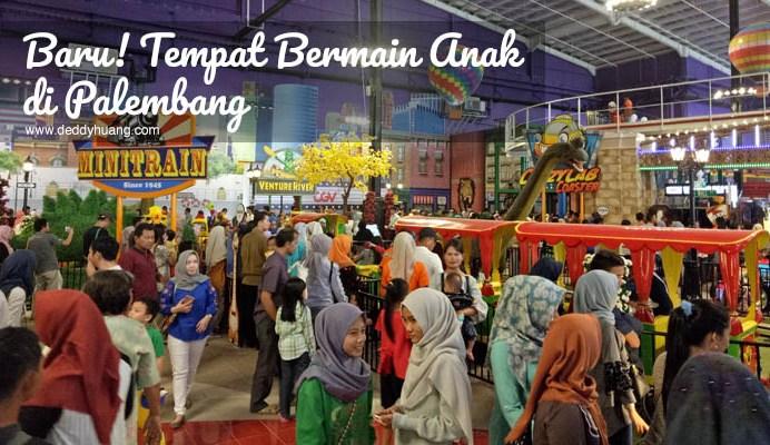 tempat permainan anak di palembang - Baru! 2 Tempat Bermain Anak di Palembang