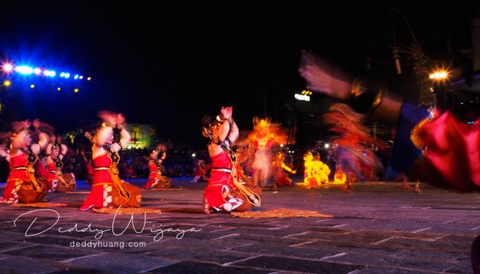 wayang night jogja carnival 02 - Wayang Jogja Night Carnival 2017, Malam Puncak HUT 261 Yogyakarta