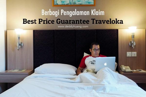 Berbagi Pengalaman Klaim Best Price Guarantee Traveloka