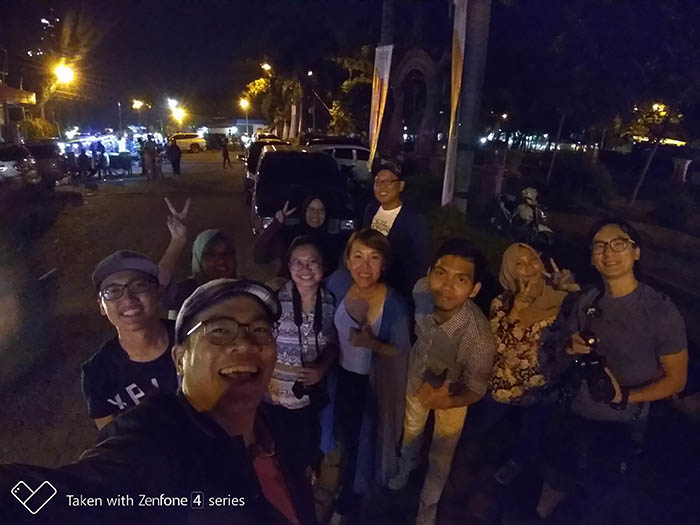 Hasil Foto Kamera ZenFone 4 Selfie