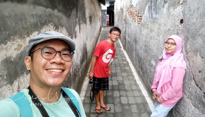 lawang laweyan lorong - Antara Solo dan Yogjakarta Kita Jatuh Cinta #JadiBisa