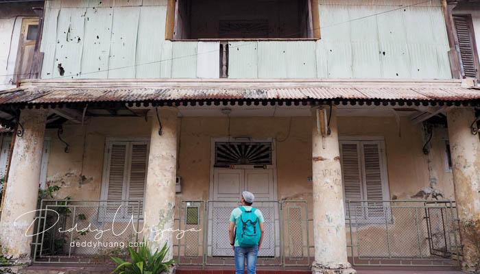 rumah tua - Antara Solo dan Yogjakarta Kita Jatuh Cinta #JadiBisa
