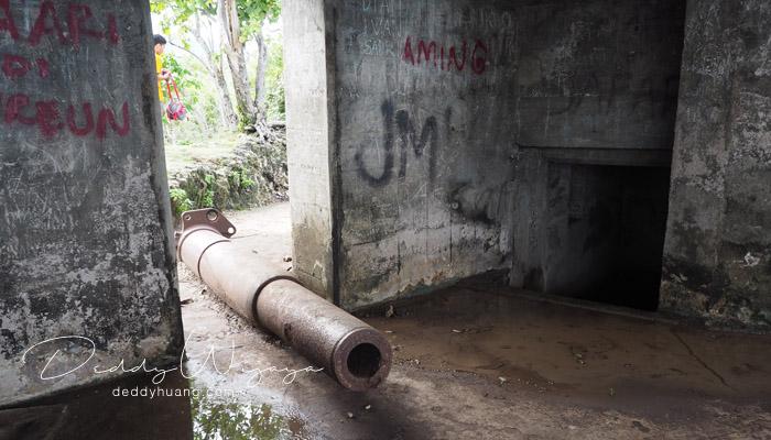 bunker jepang - 7 Tempat Wisata di Pulau Weh, Sabang