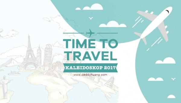 Kaleidoskop Traveling Selama Tahun 2017
