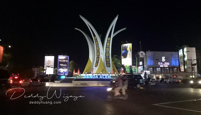 simpang lima aceh - Aceh, Seteguk Asa Cinta Penantian