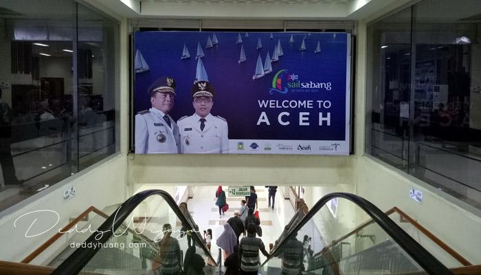 welcome to aceh - Mengejar Mimpi Jelajahi Tanah Rencong