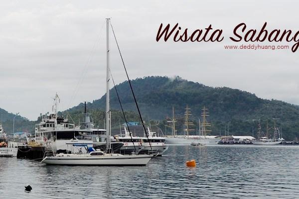 7 Tempat Wisata di Pulau Weh, Sabang
