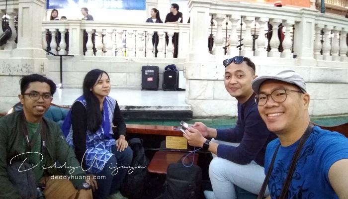 selfie1 - Kembali ke Macao, Mengumpulkan Kenangan 5 Tahun Lalu