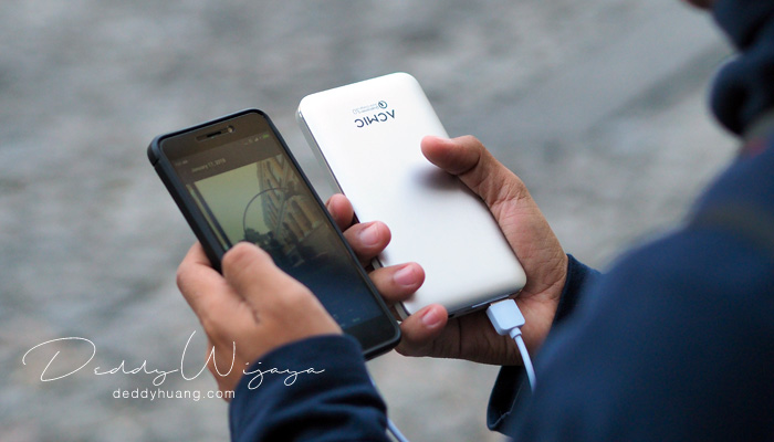 acmic a10pro - [REVIEW] ACMIC A10Pro 10000 mAh Quick Charge 3.0