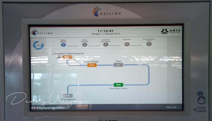 rute kereta bandara jakarta - Pengalaman Naik Kereta Api Bandara Soetta (Soekarno Hatta)