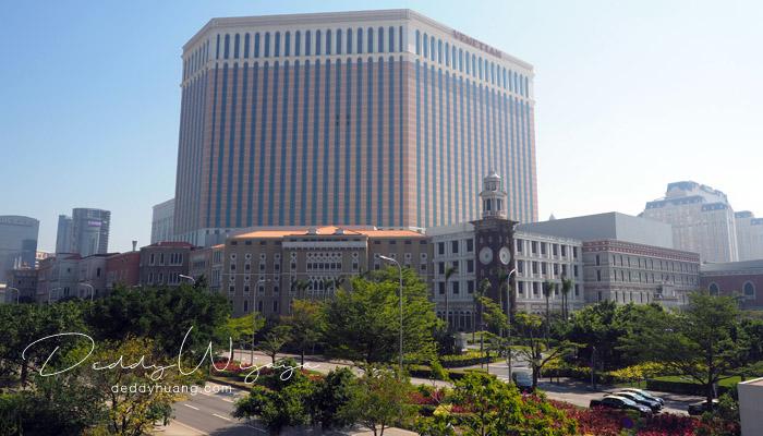 venetian hotel - Macao Tower High Tea, Tempat Seru Menikmati Panorama Kota Macao