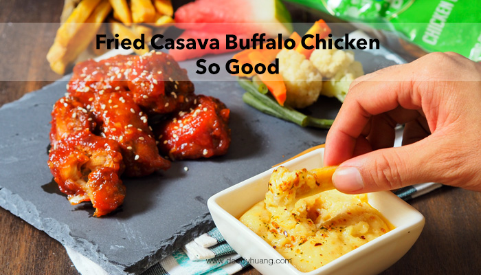 resep buffalo chicken