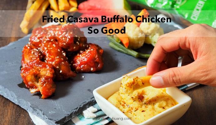 resep buffalo chicken