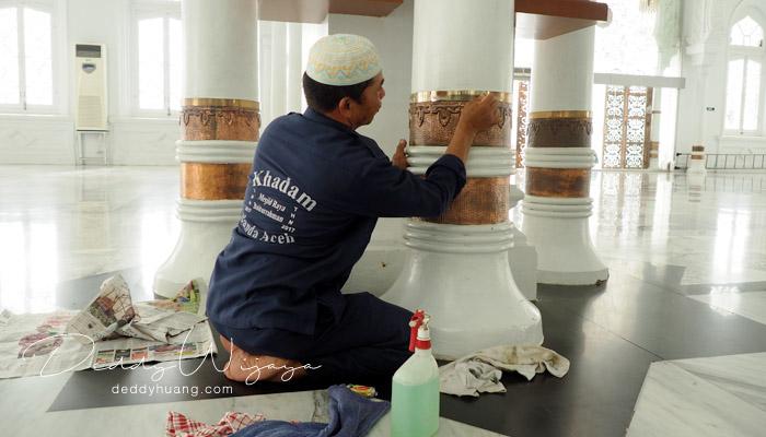 masjid baiturrahman aceh 3 - Mengejar Mimpi Jelajahi Tanah Rencong