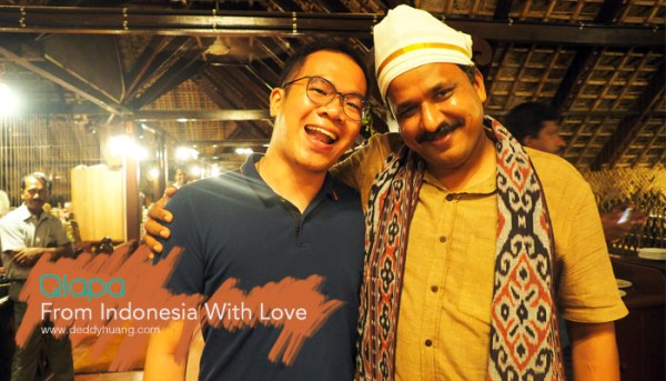Qlapa : From Indonesia With Love