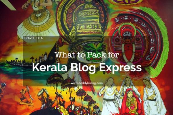 Apa yang Harus Dipersiapkan untuk Kerala Blog Express?