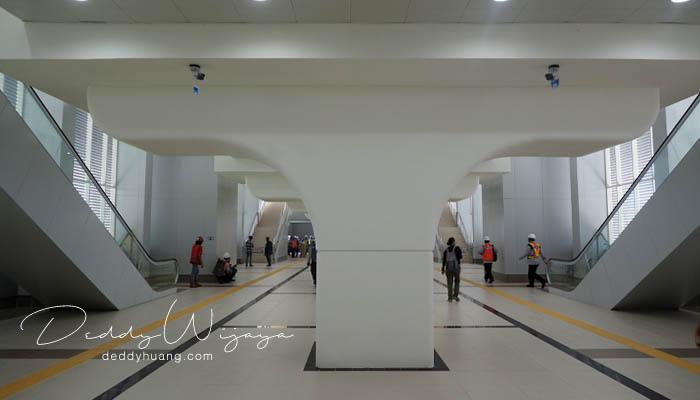 lrt palembang 06 - Pengalaman Naik LRT Palembang Pertama Kali!