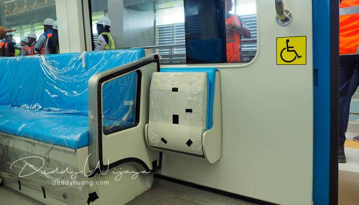 lrt palembang 09 - Pengalaman Naik LRT Palembang Pertama Kali!