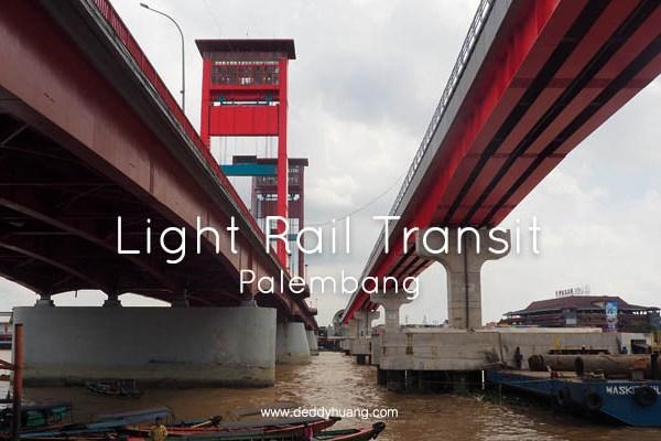 Pengalaman Naik LRT Palembang Pertama Kali!