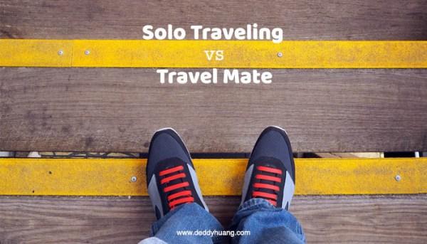 Solo Traveling vs Traveling dengan Teman