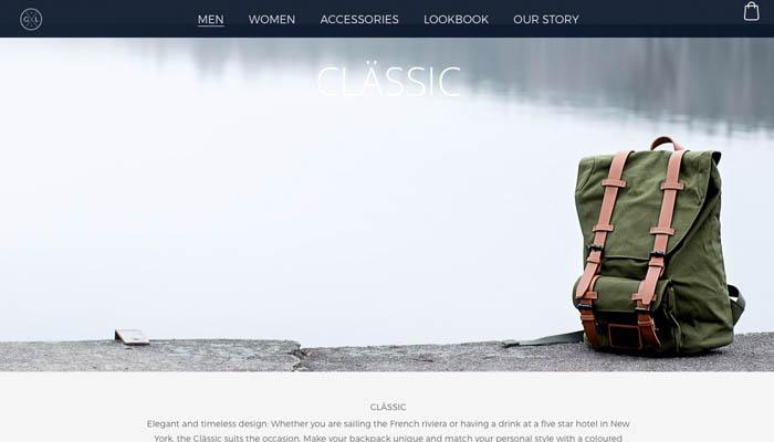 web gaston luga - [Review + Kode Diskon] Gaston Luga Classic