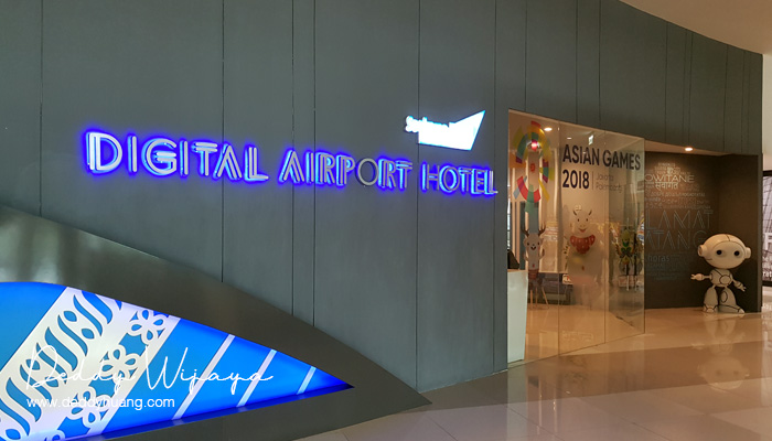 hotel kapsul bandara jakarta 11 - Wow! Sekarang Bandara Soekarno Hatta Ada Hotel Kapsul