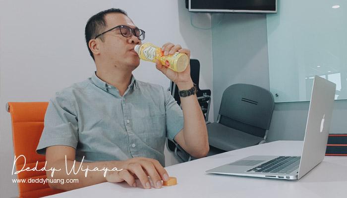 natsbee honey lemon 03 - Cara Saya Merasa Bahagia Tentang Diri dan Menjalani Kehidupan