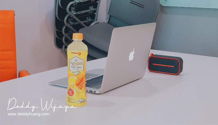 natsbee honey lemon 04 - Cara Saya Merasa Bahagia Tentang Diri dan Menjalani Kehidupan