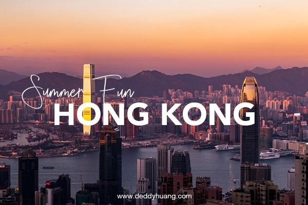 Agenda Seru Saat Musim Panas di Hong Kong