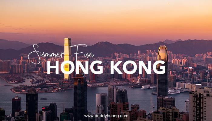 summer fun hong kong